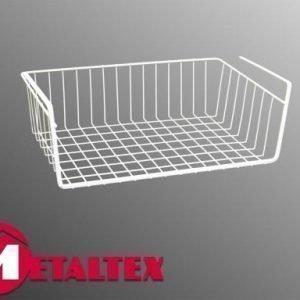 Metaltex Hyllynaluskori 40 Cm