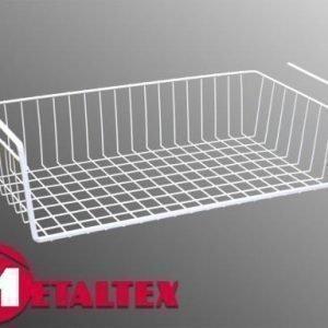 Metaltex Hyllynaluskori 50 Cm