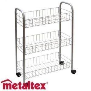 Metaltex Siena Korivaunu Hopea