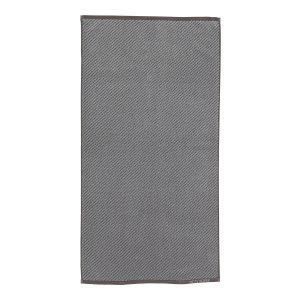 Mette Ditmer Diagonal Pyyheliina Harmaa 50x95 Cm