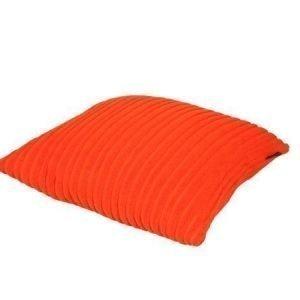 Mette Ditmer Essential-tyynynpäällinen 45 x 45 cm oranssi