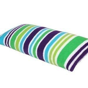 Mette Ditmer Multi-tyynynpäällinen 35 x 70 cm valkoraidallinen