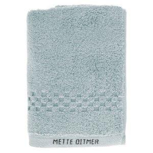 Mette Ditmer Seasons Vieraspyyhe Sininen 40x55 Cm
