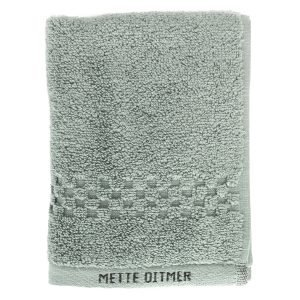 Mette Ditmer Seasons Vieraspyyhe Vihreä 40x55 Cm