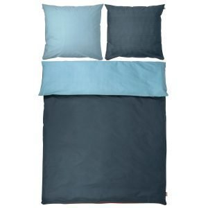 Mette Ditmer Shades Pussilakanasetti Night Blue 150x210 Cm