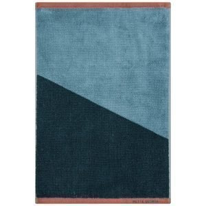 Mette Ditmer Shades Pyyheliina Tummansininen 38x55 Cm