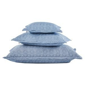 Mille Notti Anfora Tyynynpäällinen Sininen 50x60 Cm