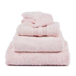 Mille Notti Fontana Pyyheliina Vaaleanpunainen Eko 30x50 Cm
