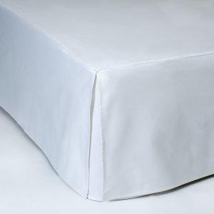 Mille Notti Napoli Helmalakana Hvit 160x220x52 Cm