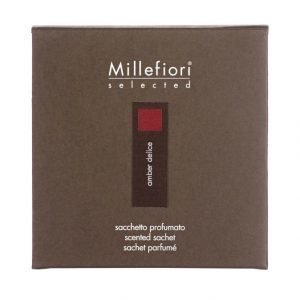Millefiori Amber Delice Tuoksupussi 40 g