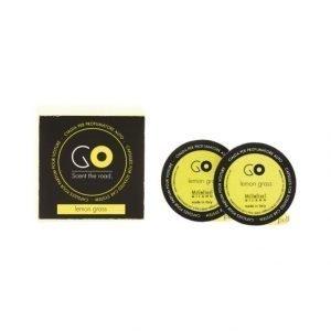 Millefiori Go Lemon Grass Täyttöpakkaus Ilmanraikastimeen