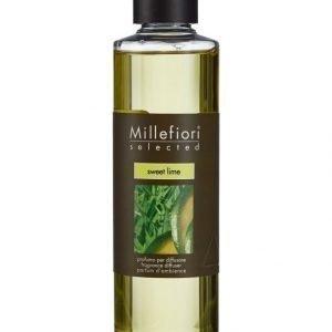 Millefiori Sweet Lime Täyttöpakkaus 250 Ml