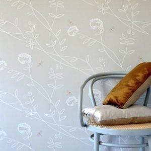 Mimou Vintage Flower Tapetti