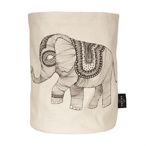 Mini Empire Mini Empire Säilytyskori Elefantti