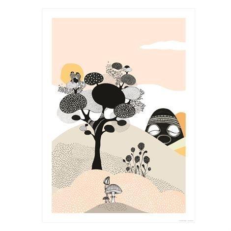 Mini Empire Talking Tree Juliste 50x70 cm