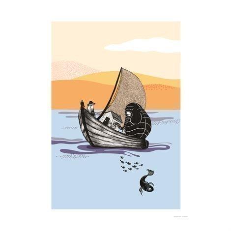 Mini Empire The Boat Juliste 29