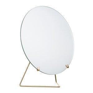 Moebe Mirror Pöytäpeili Messinki Ø20 Cm