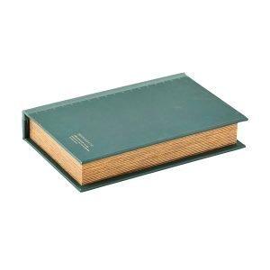 Monograph Ruler Kirjalaatikko Vihreä