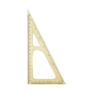 Monograph Triangle Viivain Messinki