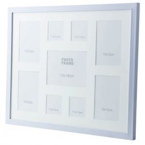 Multi Kehys Valkoinen 40x50 Cm