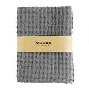 Muubs Comfort Pyyheliina Harmaa 50x100 Cm