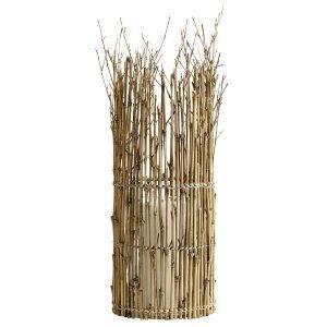 Muubs Fishtrap Kynttilälyhty S Bambu