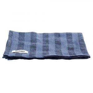 Muubs Towel Keittiöpyyhe Sininen / Musta