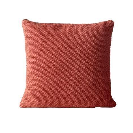 Muuto Mingle Tyyny Neliönmuotoinen Punainen