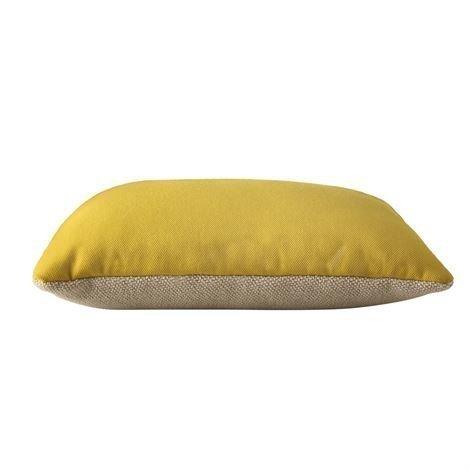 Muuto Mingle Tyyny Pitkänomainen Keltainen