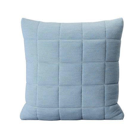Muuto Soft Grid Tyyny 50x50 cm Aqua Vaaleansininen
