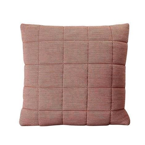 Muuto Soft Grid Tyyny 50x50 cm Tangerine Punainen
