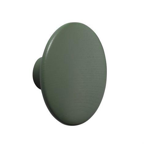 Muuto The Dots Ripustin Dusty Green Vihreä Keskikokoinen