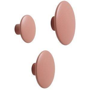 Muuto The Dots Ripustin Pieni Dusty Pink