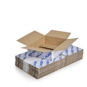 Muuttolaatikko 35 Pahvia 540x425x155 Mm 25 Kpl