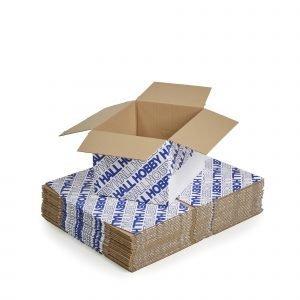 Muuttolaatikko 50 Pahvia 445x355x310 Mm 25 Kpl