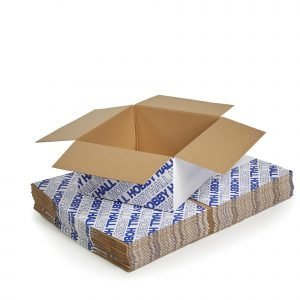 Muuttolaatikko 60 Pahvia 565x485x260 Mm 20 Kpl