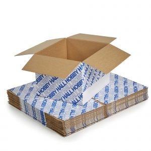 Muuttolaatikko 70 Pahvia 565x485x400 Mm 20 Kpl