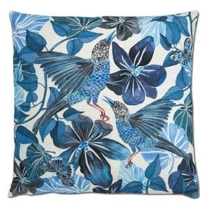 Nadja Wedin Design Blues Tyynynpäällinen Sininen 48x48 Cm