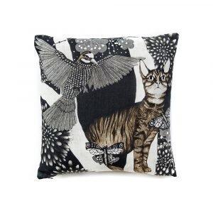 Nadja Wedin Design Katten Tyynynpäällinen 48x48 Cm
