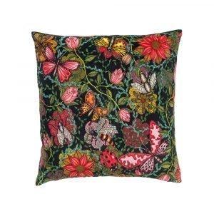 Nadja Wedin Design Ladybugs Tyynynpäällinen Sametti 48x48 Cm