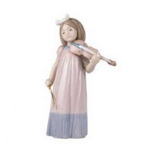 Nao Girl With Violin