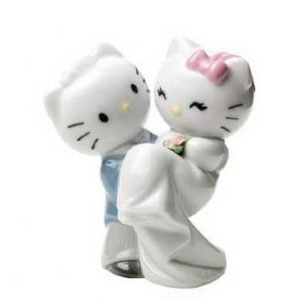 Nao Hello Kitty Gets Married!