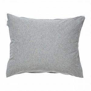 Navy Stories Melange Pillow Case Tyynyliina Harmaa 50x60 Cm