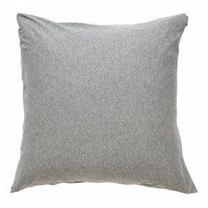 Navy Stories Melange Pillow Case Tyynyliina Harmaa 65x65 Cm