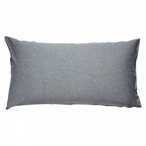 Navy Stories Melange Pillow Case Tyynyliina Harmaa 90x50 Cm