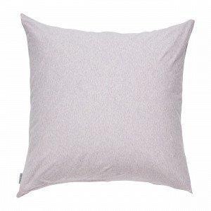 Navy Stories Melange Pillow Case Tyynyliina Valkoinen 65x65 Cm