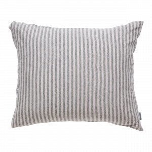 Navy Stories Stripe Pillow Case Tyynyliina Roosa 50x60 Cm