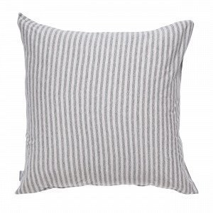 Navy Stories Stripe Pillow Case Tyynyliina Roosa 65x65 Cm