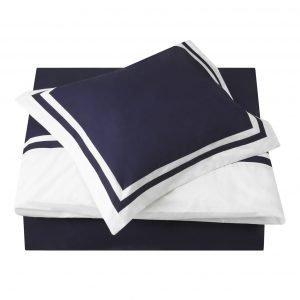 Newport Belgravia Pussilakana Sininen / Valkoinen 220x220 Cm