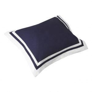 Newport Belgravia Tyynyliina Sininen / Valkoinen 50x60 Cm